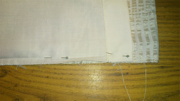 how-to-shorten-eyelet-ring-top-cutains---realigning-edges
