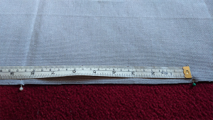 Envelope Cushion Cover measure for cushion pad